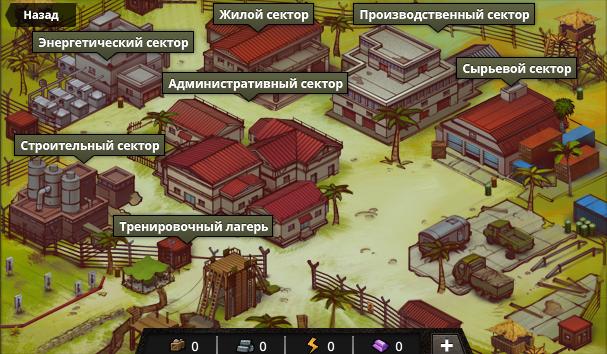 Клановый лагерь